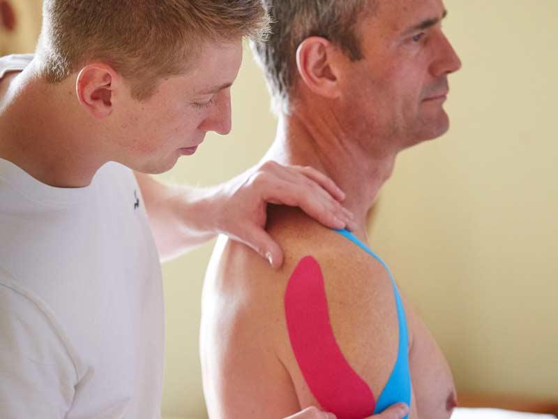 Doug at Monkton Farleigh Osteopaths
